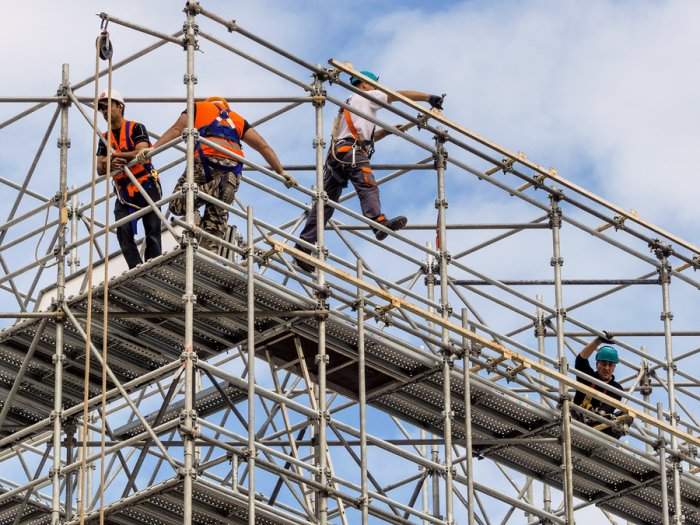 Scaffolding rental Washington D.C.